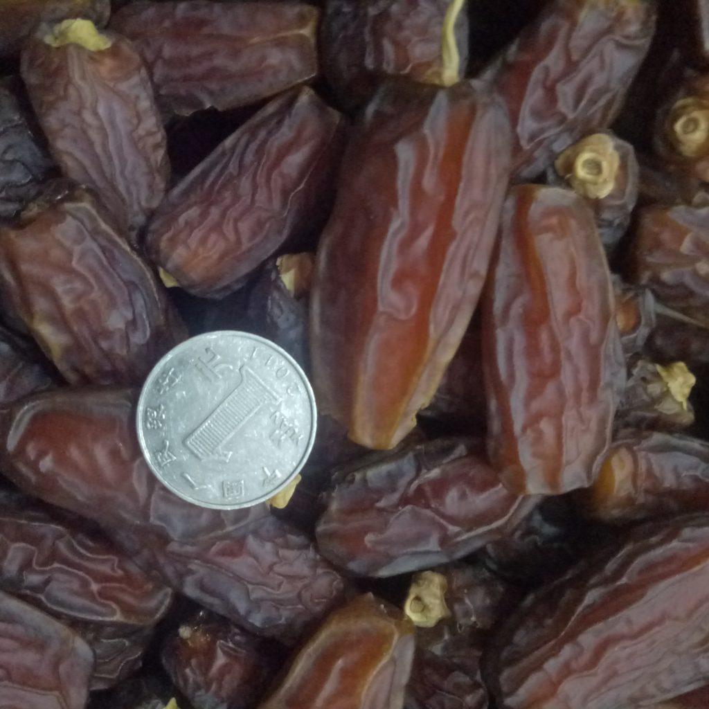 进口特级黑椰枣